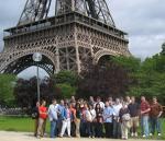 students travel