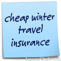 cheap winter travel insurance