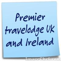 Premier travelodge UK and Ireland