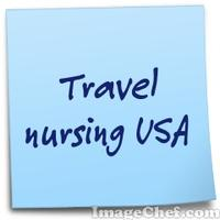 Travel nursing USA