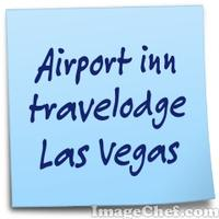 Airport inn travelodge Las Vegas