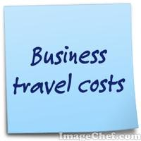 Business travel costs