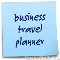 business travel planner