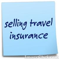 selling travel insurance