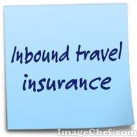 Inbound travel insurance