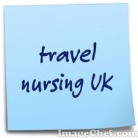 travel nursing UK