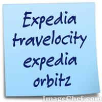 Expedia travelocity expedia orbitz