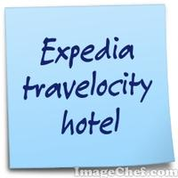 Expedia travelocity hotel