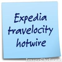 Expedia travelocity hotwire