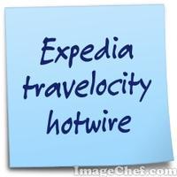 Expedia travelocity hotwire