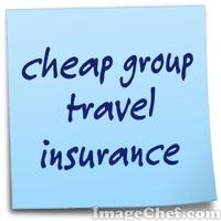 cheap group travel insurance