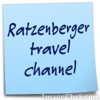 Ratzenberger travel channel