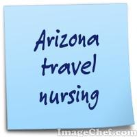 Arizona travel nursing