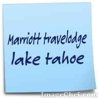 Marriott travelodge lake tahoe