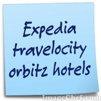 Expedia travelocity orbitz hotels