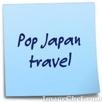 Pop Japan travel