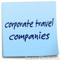 corporate travel companies