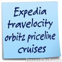 Expedia travelocity orbitz priceline cruises