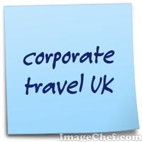 corporate travel UK