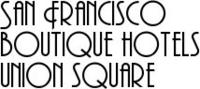 San Francisco boutique hotels union square