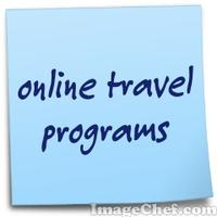 online travel programs