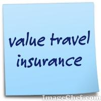 value travel insurance