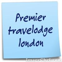 Premier travelodge london