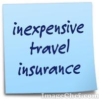 inexpensive travel insurance