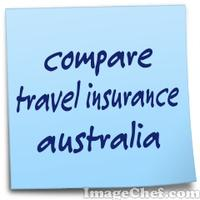 compare travel insurance australia