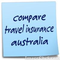 compare travel insurance australia