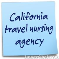 California travel nursing agency