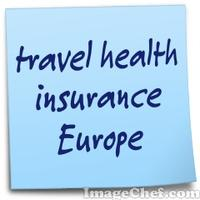 travel health insurance Europe
