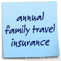 annual family travel insurance