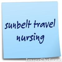 sunbelt travel nursing