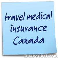 travel medical insurance Canada
