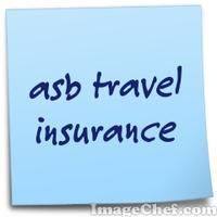 asb travel insurance