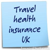 Travel health insurance UK