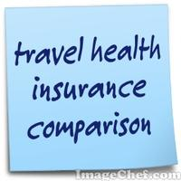 travel health insurance comparison