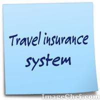 Travel insurance system
