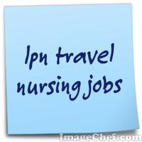 lpn travel nursing jobs