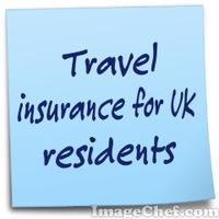 Travel insurance for UK residents