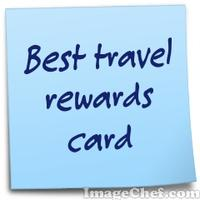 Best travel rewards card