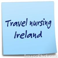 Travel nursing Ireland