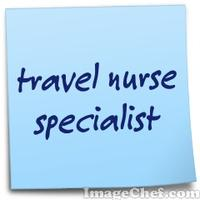travel nurse specialist