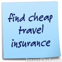 find cheap travel insurance