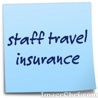 staff travel insurance