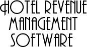 Hotel revenue management software