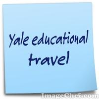 Yale educational travel