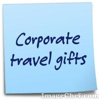 Corporate travel gifts