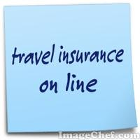 travel insurance on line